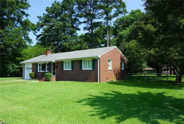 5 Omera Pl, Hampton, VA 23666 (#10329001) :: AMW Real Estate