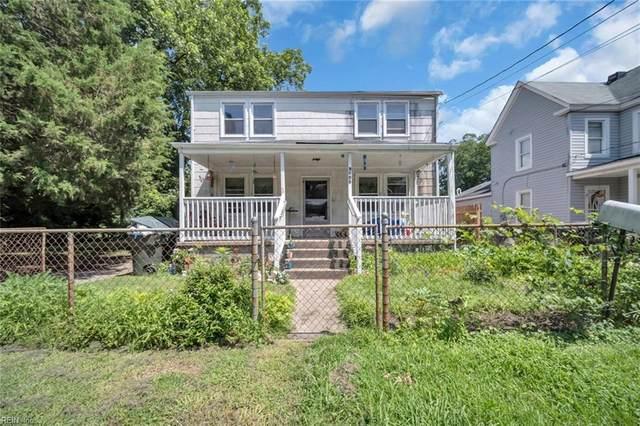 3605 Lauderdale Ave, Hampton, VA 23661 (#10329041) :: Encompass Real Estate Solutions