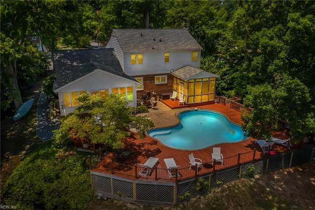 192 Revelle Dr, Newport News, VA 23608 (#10329085) :: Upscale Avenues Realty Group
