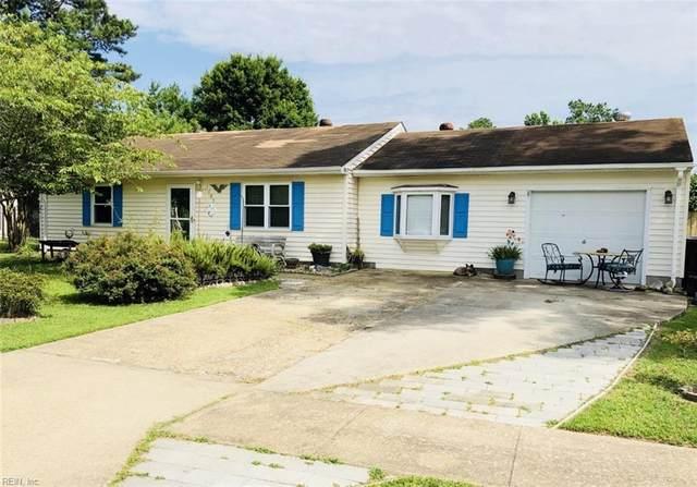 1209 Glendale Ave, Chesapeake, VA 23323 (#10329120) :: Atlantic Sotheby's International Realty