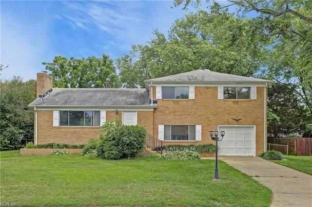 27 Wheatland Dr, Hampton, VA 23666 (#10329204) :: Encompass Real Estate Solutions