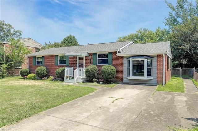 2214 Mcsweeney Cir, Hampton, VA 23663 (#10329215) :: Berkshire Hathaway HomeServices Towne Realty