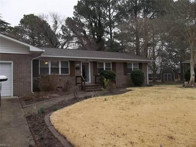 337 Castlewood Ct, Hampton, VA 23669 (#10329230) :: Berkshire Hathaway HomeServices Towne Realty