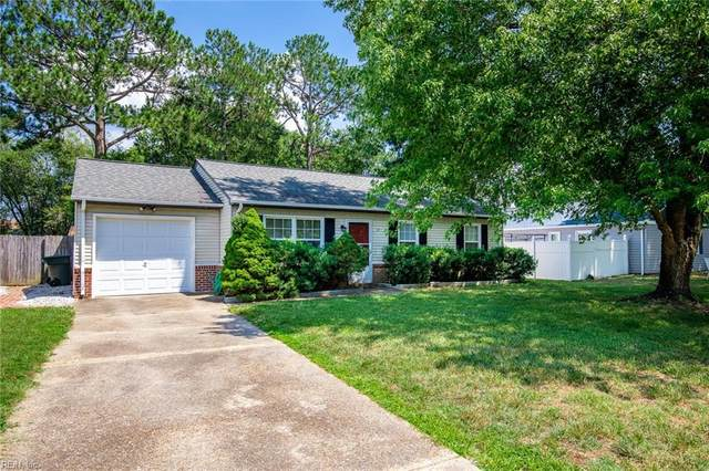 27 Edgemont Dr, Hampton, VA 23666 (#10329253) :: Tom Milan Team