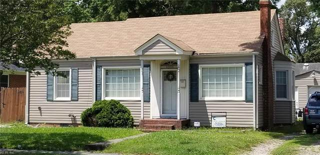 1304 Rodman Ave, Portsmouth, VA 23707 (#10329290) :: Berkshire Hathaway HomeServices Towne Realty