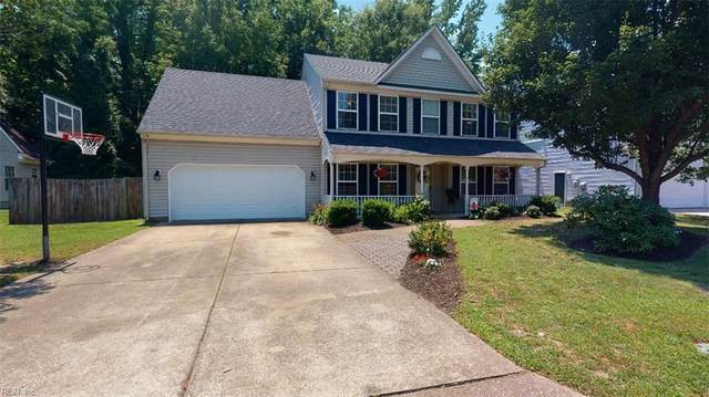 104 Montrose Dr, Hampton, VA 23666 (#10329298) :: AMW Real Estate