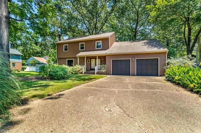5 Landmark Ct, Hampton, VA 23666 (#10329301) :: Kristie Weaver, REALTOR