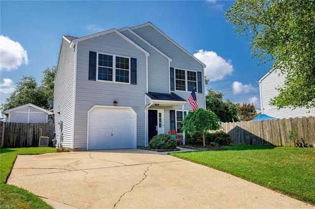 505 Woodshire Way, Virginia Beach, VA 23454 (#10329321) :: The Kris Weaver Real Estate Team