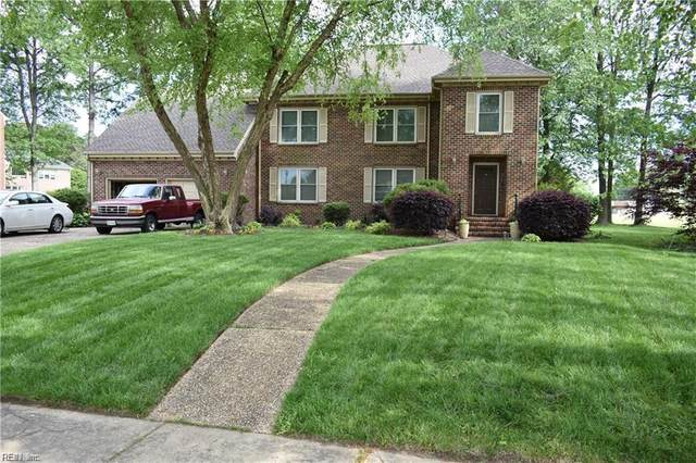 24 Ambassador Dr, Hampton, VA 23666 (#10329325) :: AMW Real Estate