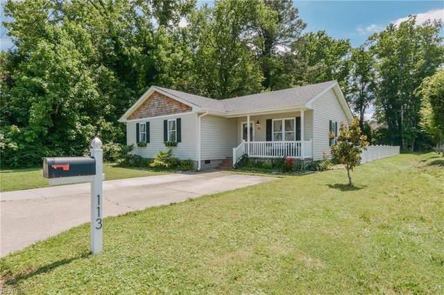 113 Walton Rd, Chesapeake, VA 23320 (#10329334) :: The Kris Weaver Real Estate Team