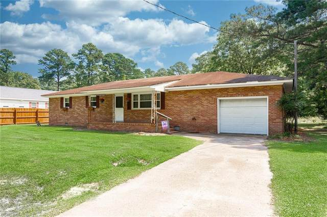 12655 Smiths Neck Rd, Isle of Wight County, VA 23314 (#10329366) :: Rocket Real Estate