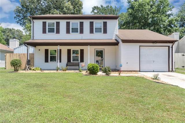 21 Lake Field Xing, Hampton, VA 23666 (#10329405) :: AMW Real Estate