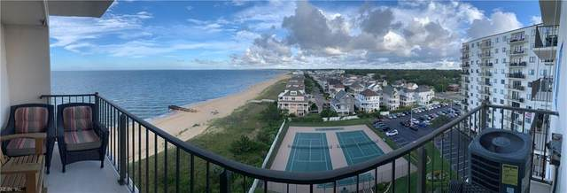 100 Ocean View Ave #907, Norfolk, VA 23503 (#10329427) :: The Kris Weaver Real Estate Team