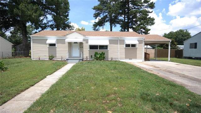 504 Taft Dr, Portsmouth, VA 23701 (#10329428) :: AMW Real Estate