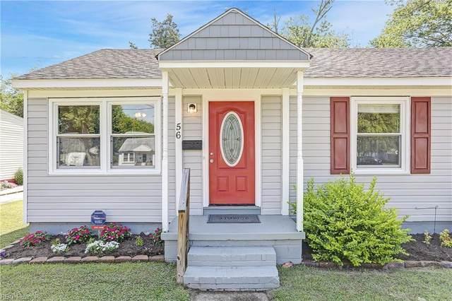 56 Salem St, Hampton, VA 23669 (#10329448) :: Encompass Real Estate Solutions