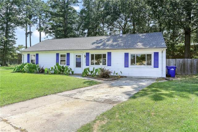 3964 Old Farm Rd, Portsmouth, VA 23703 (#10329451) :: Kristie Weaver, REALTOR