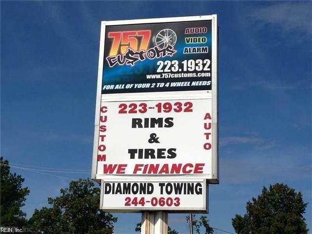 5933 Jefferson Ave, Newport News, VA 23605 (#10329459) :: AMW Real Estate