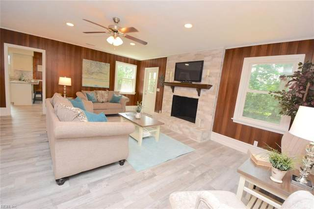 4618 River Shore Rd, Portsmouth, VA 23703 (#10329473) :: Berkshire Hathaway HomeServices Towne Realty