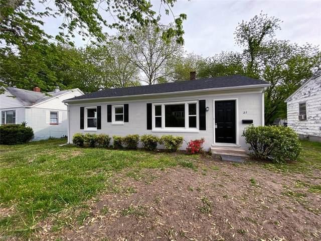 27 Johnson St, Accomack County, VA 23417 (#10329474) :: The Kris Weaver Real Estate Team