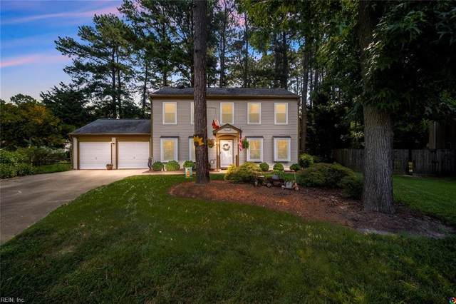 102 Springdale Way, Hampton, VA 23666 (#10329573) :: AMW Real Estate