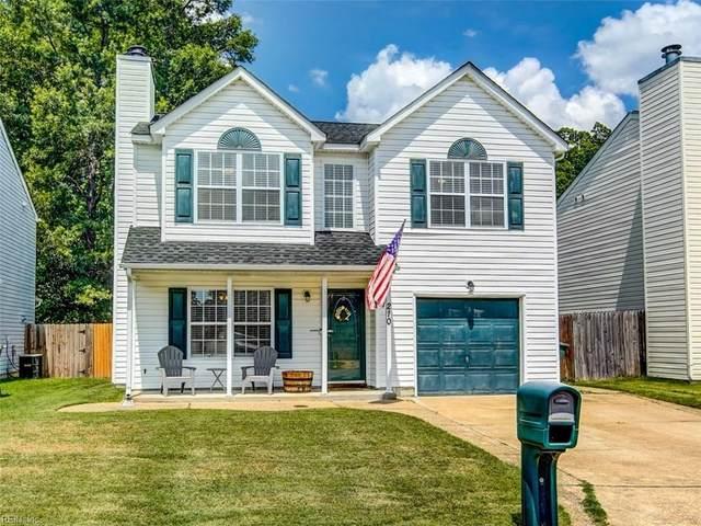 210 Bradmere Loop, Newport News, VA 23608 (#10329578) :: Rocket Real Estate