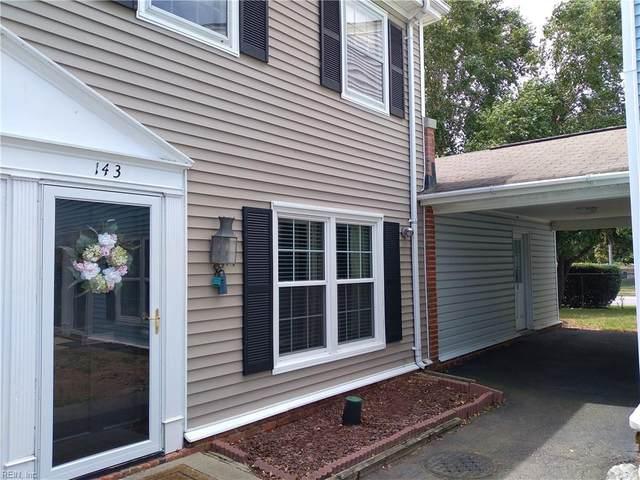 143 Towne Square Dr, Newport News, VA 23607 (#10329586) :: Kristie Weaver, REALTOR
