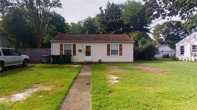 5011 82nd St, Hampton, VA 23605 (#10329612) :: Encompass Real Estate Solutions