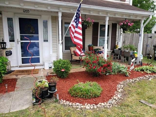 1205 Renoir Ct, Virginia Beach, VA 23454 (#10329622) :: Kristie Weaver, REALTOR
