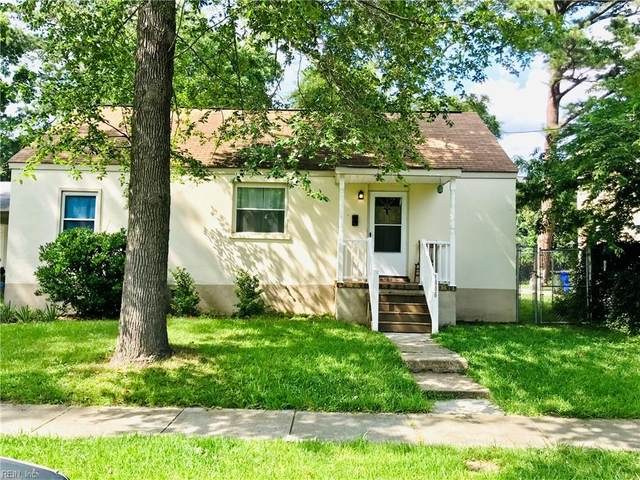1806 Bourbon Ave, Norfolk, VA 23509 (#10329636) :: Berkshire Hathaway HomeServices Towne Realty
