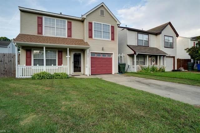306 Jacks Pl, Newport News, VA 23608 (#10329665) :: Rocket Real Estate