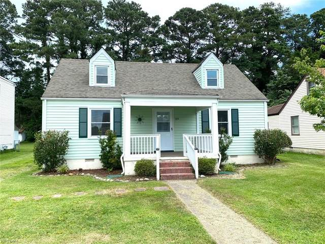 119 Jacquelyn Dr, Portsmouth, VA 23701 (#10329712) :: Berkshire Hathaway HomeServices Towne Realty