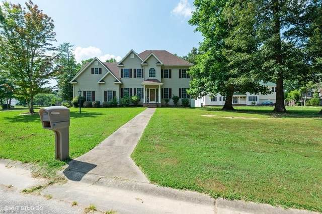 905 Canteberry Ln, Isle of Wight County, VA 23430 (#10329723) :: Tom Milan Team
