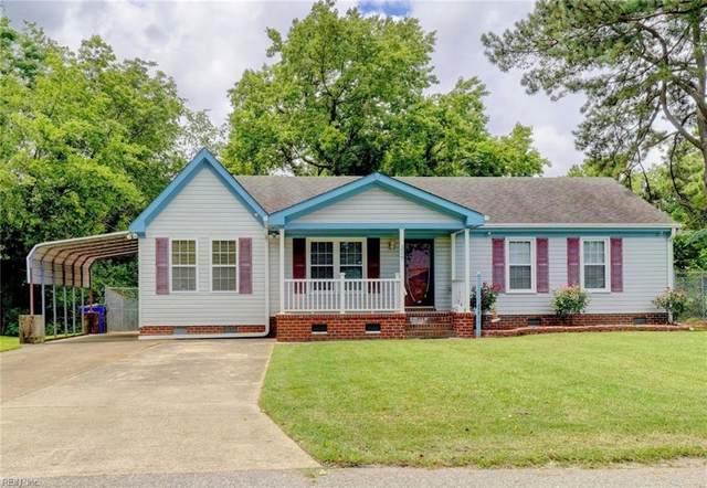 3527 Lenoir Cir, Norfolk, VA 23513 (#10329792) :: Upscale Avenues Realty Group