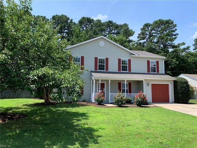 101 Brittania Dr, York County, VA 23185 (#10329827) :: Austin James Realty LLC