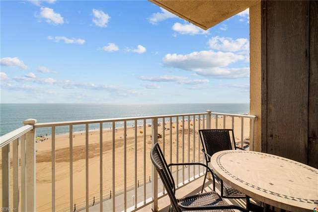 3615 Atlantic Ave #805, Virginia Beach, VA 23451 (#10329836) :: Upscale Avenues Realty Group
