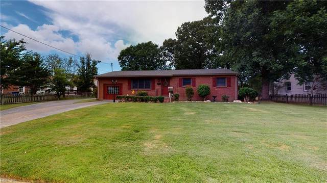 110 Allison Road, Newport News, VA 23602 (#10329845) :: Abbitt Realty Co.