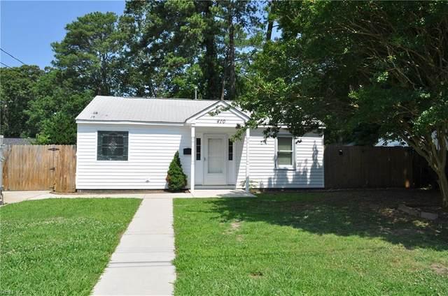 410 Cedar Dr, Hampton, VA 23669 (#10329856) :: Atlantic Sotheby's International Realty