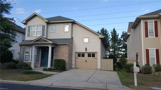 603 Sweet Leaf Pl, Chesapeake, VA 23320 (#10329870) :: Atkinson Realty