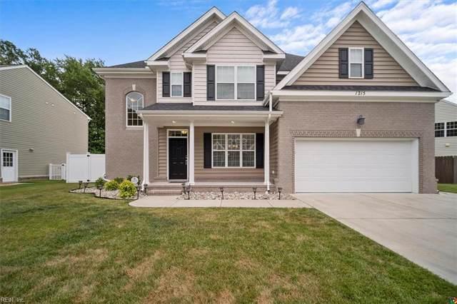 1215 Copper Knoll Ln, Chesapeake, VA 23320 (MLS #10329875) :: AtCoastal Realty