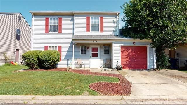 823 Jack Shaver Dr, Newport News, VA 23608 (#10329902) :: Upscale Avenues Realty Group