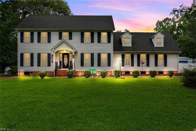 7042 Indian Trl, Suffolk, VA 23437 (#10330002) :: Kristie Weaver, REALTOR