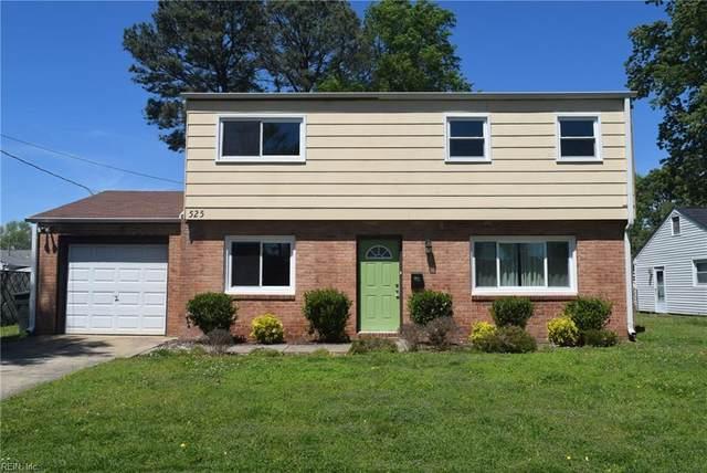 525 Stockton St, Hampton, VA 23669 (#10330048) :: Berkshire Hathaway HomeServices Towne Realty
