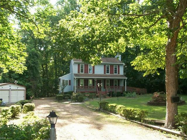 6615 Magnolia Dr, Gloucester County, VA 23061 (#10330065) :: Berkshire Hathaway HomeServices Towne Realty