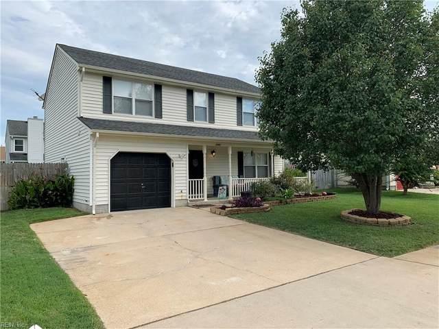 3941 Terrywood Dr, Virginia Beach, VA 23456 (#10330152) :: AMW Real Estate
