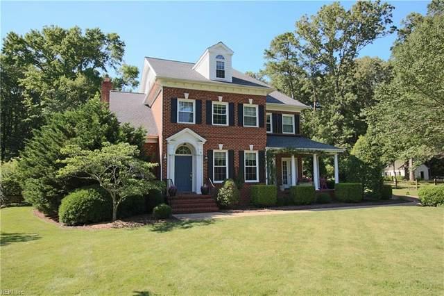34 Ferguson St, Poquoson, VA 23662 (#10330185) :: Berkshire Hathaway HomeServices Towne Realty