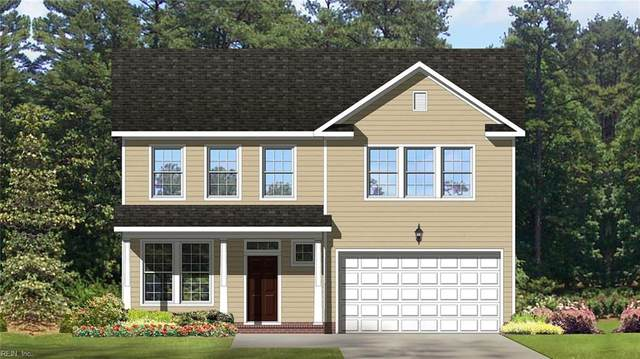 27 E Berkley Dr, Hampton, VA 23663 (#10330218) :: Abbitt Realty Co.