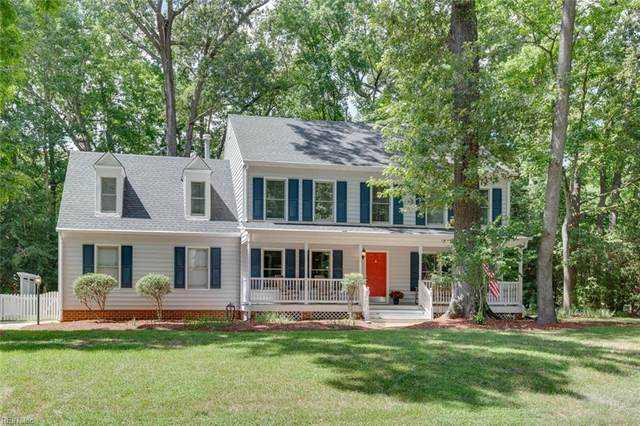 100 Spinnaker Run Ln, Isle of Wight County, VA 23430 (#10330235) :: RE/MAX Central Realty