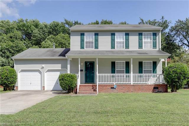 20 Scotland Rd, Hampton, VA 23663 (#10330252) :: Berkshire Hathaway HomeServices Towne Realty