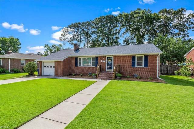 39 Belmont Rd, Newport News, VA 23601 (MLS #10330259) :: AtCoastal Realty