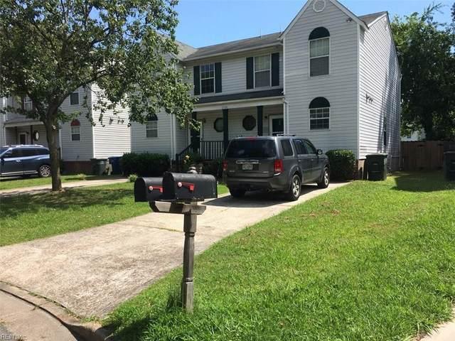2120 Harrell Ave A&B, Norfolk, VA 23504 (#10330271) :: Atlantic Sotheby's International Realty